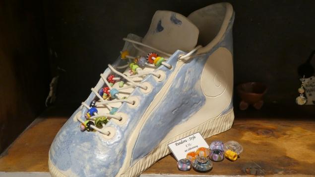 Schuhperlen