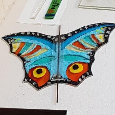 Fusing Objekt Schmetterling