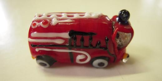 Feuerwehrauto, 5cm